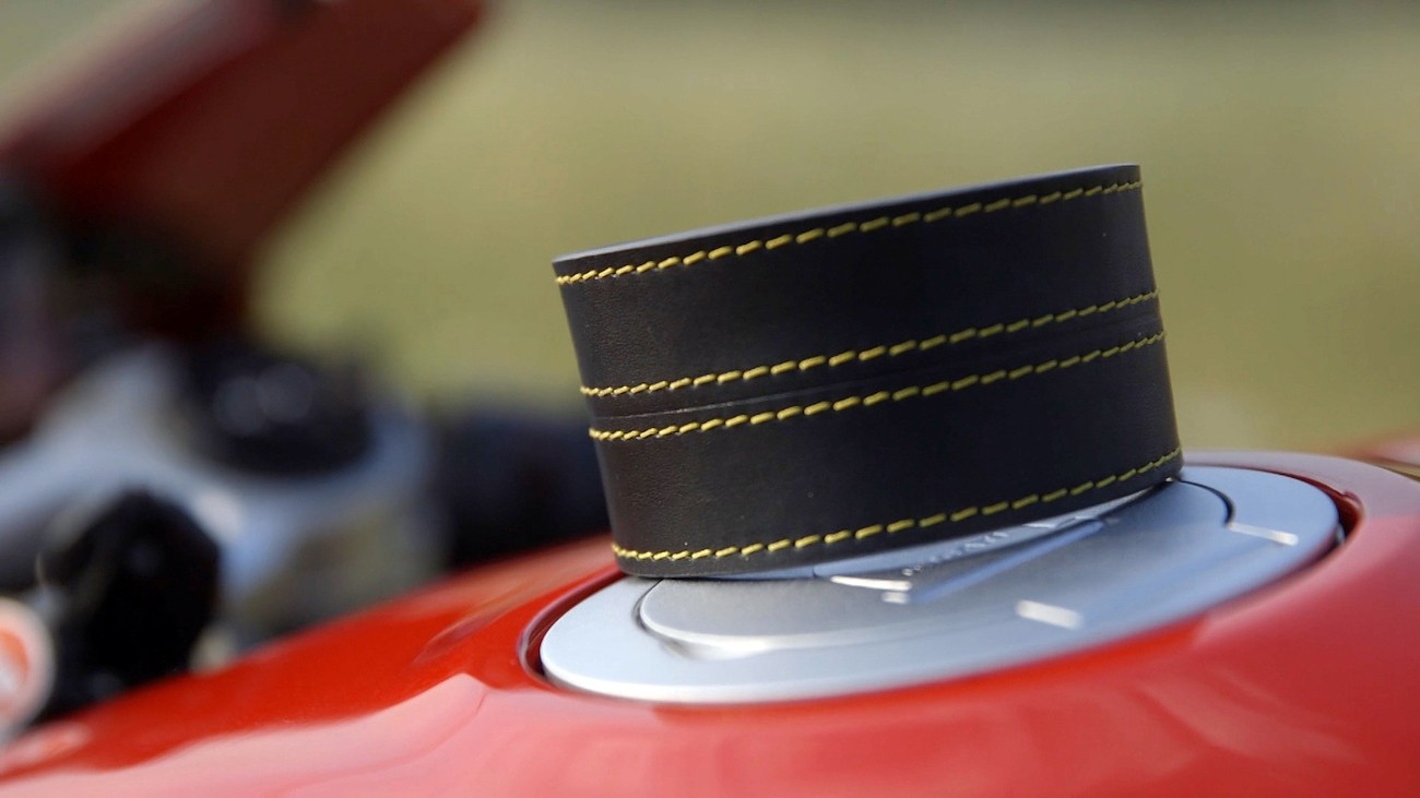 WOOLF – The Only Wristband For Real Bikers. No More Fines!