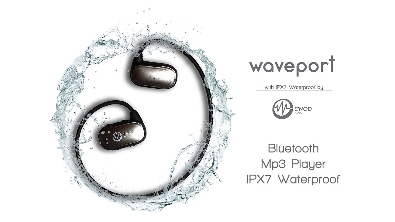 Waveport – Want Music When You Swimming?