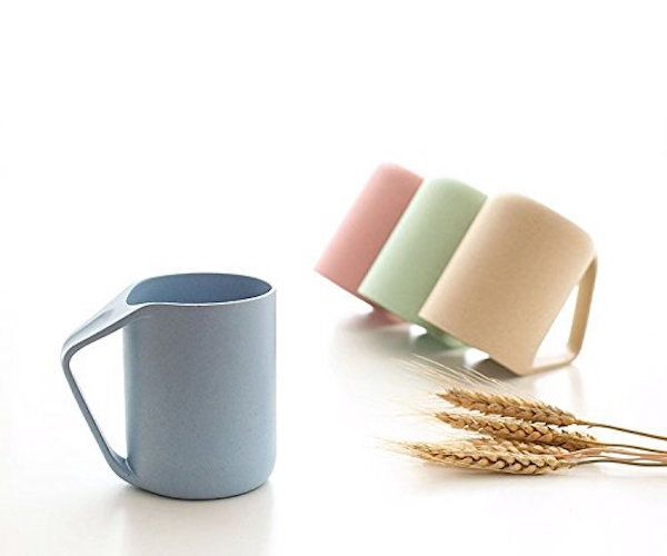 Wheat Straw Tumbler by Maison Maxx