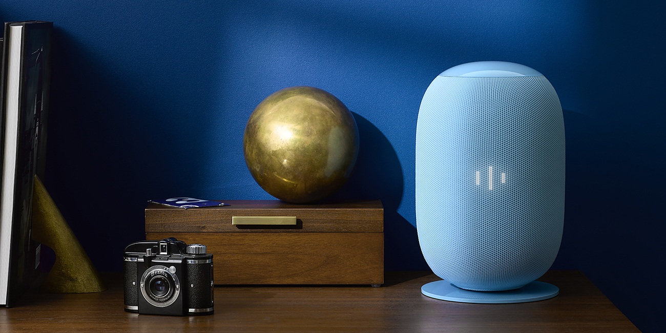 Whyd Voice-Controlled Speaker