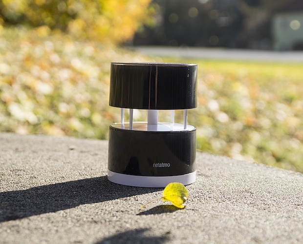 Wind Gauge for The Weather Station by Netatmo