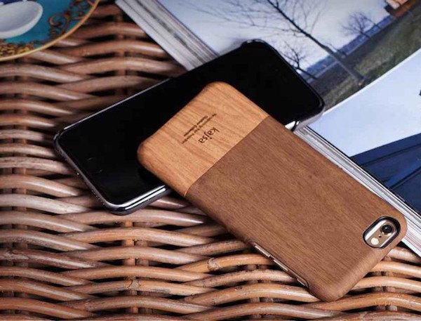 Wooden iPhone 6/6S Case