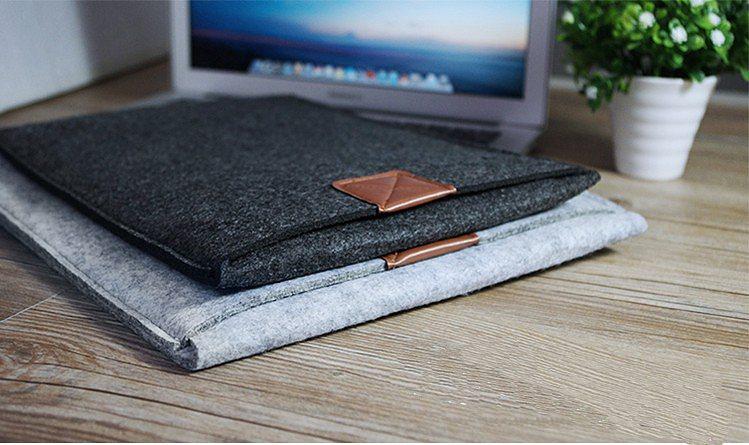 Wool Felt Sleeve For iPad