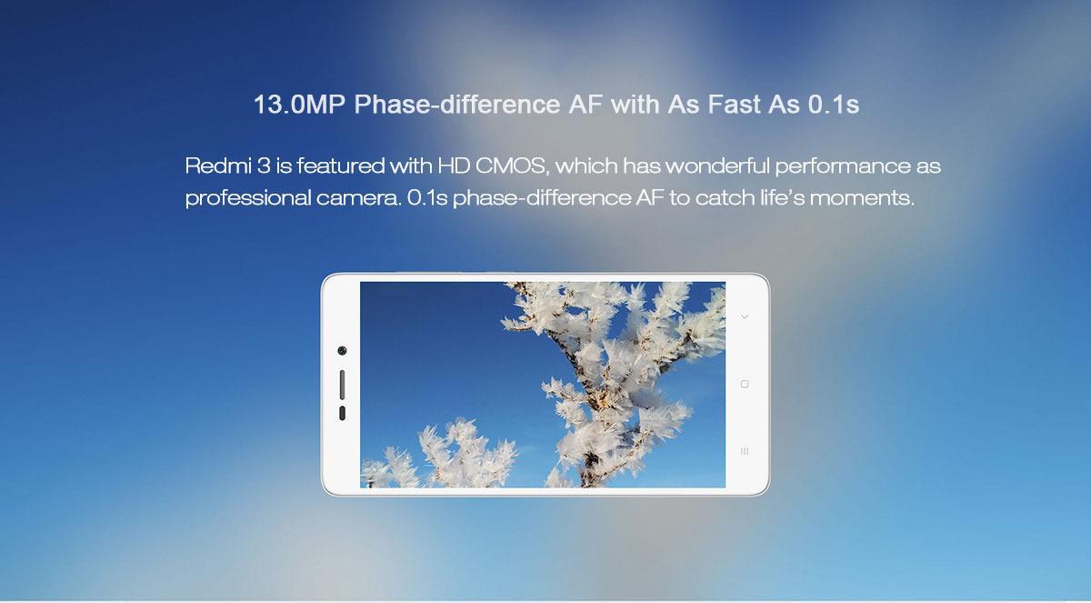 XiaoMi Redmi 3 Pro 4G
