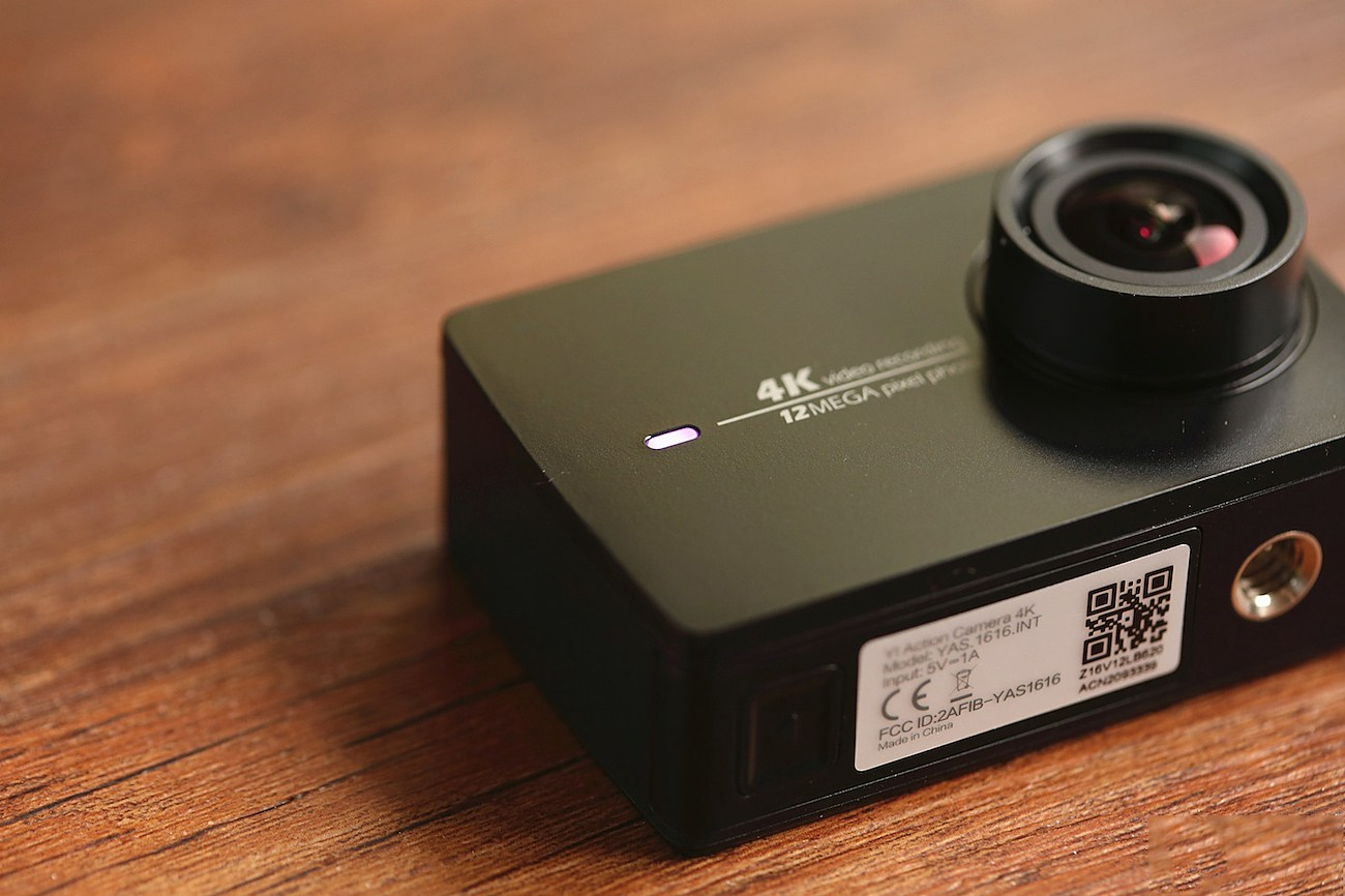 YI+4K+Action+Camera