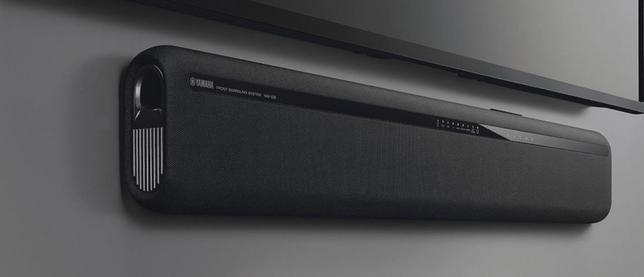 Yamaha yas 106 sound bar review the gadget flow for Yamaha sound bar reviews