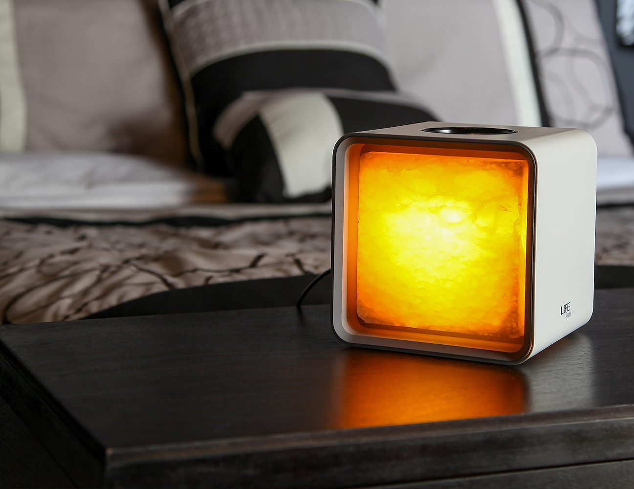 Zencube Smart Himalayan Salt Lamp