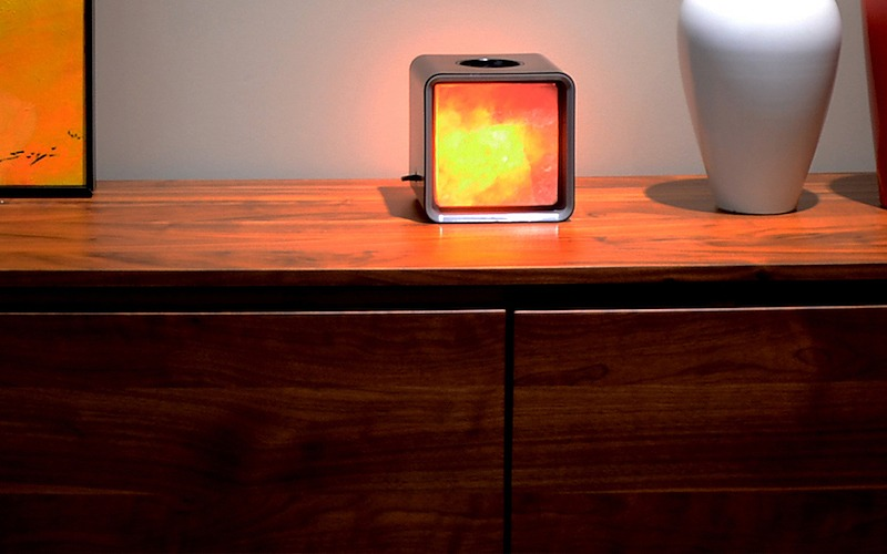 Himalayan Salt Lamp Rockingham : Zencube Smart Himalayan Salt Lamp Gadget Flow