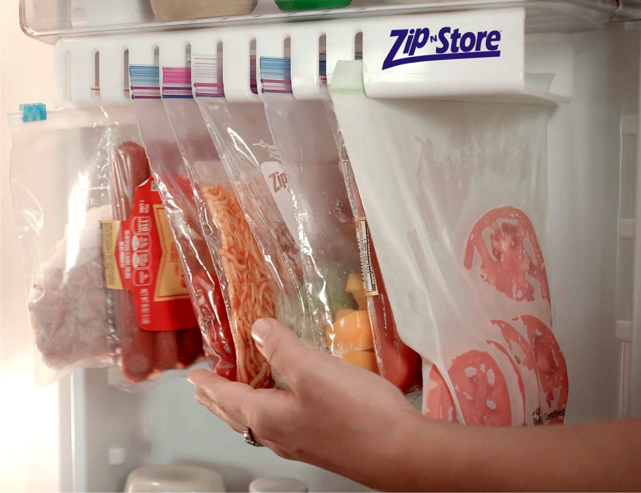 Zip n Store – Food Storage, Simple and Easy!
