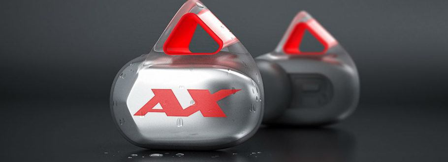 Axum Earbuds Bring Outstanding Audio For Extreme Athletes