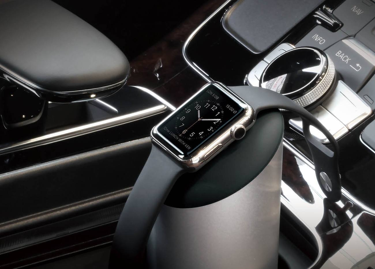 elago W Apple Watch Charging Stand