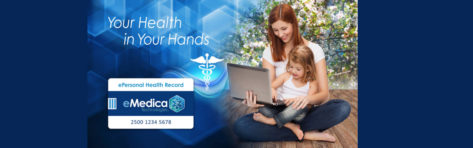 eMedica Card Helps You Carry Your Health in Your Hands