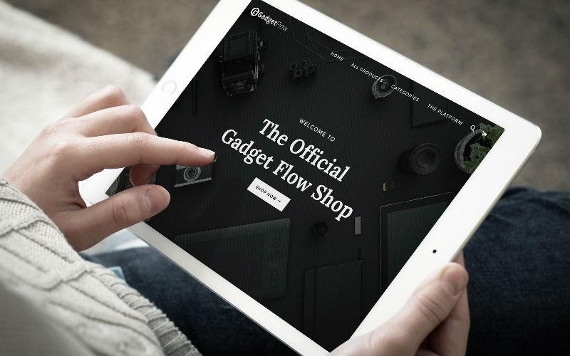 The Gadget Flow Shop
