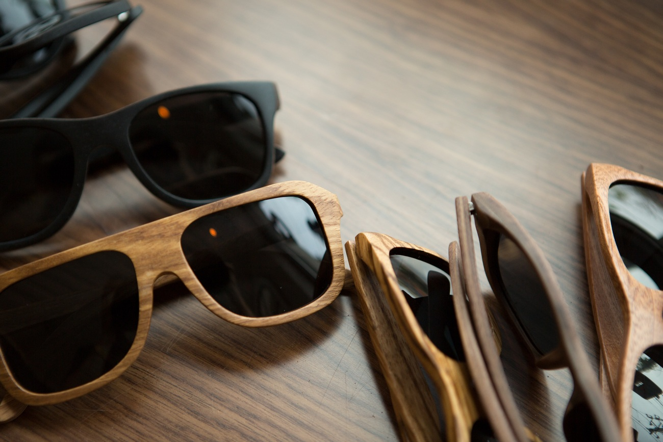 Legacy Eyewear – Handmade Polarized Wood Sunglasses