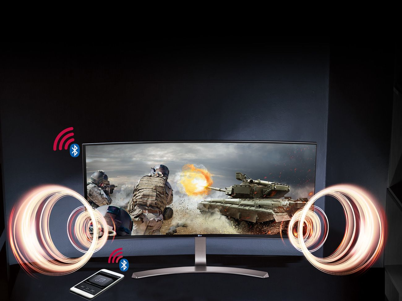 38-Inch UltraWide Curved Display by LG