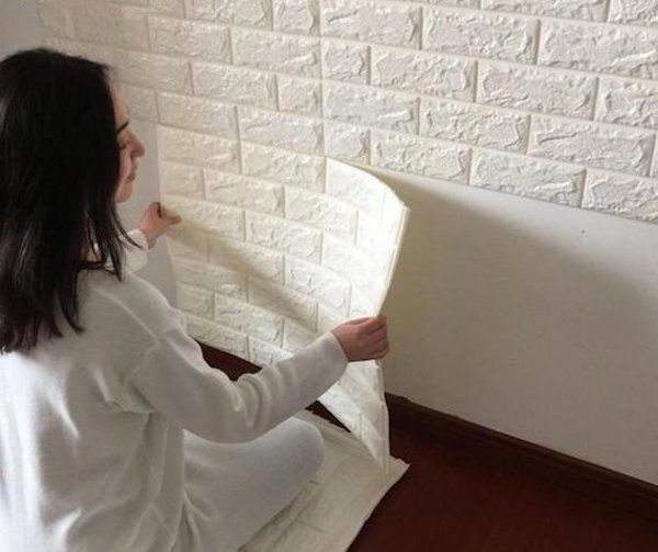 3D Self-Adhesive Wall Stickers add privacy and style to your space
