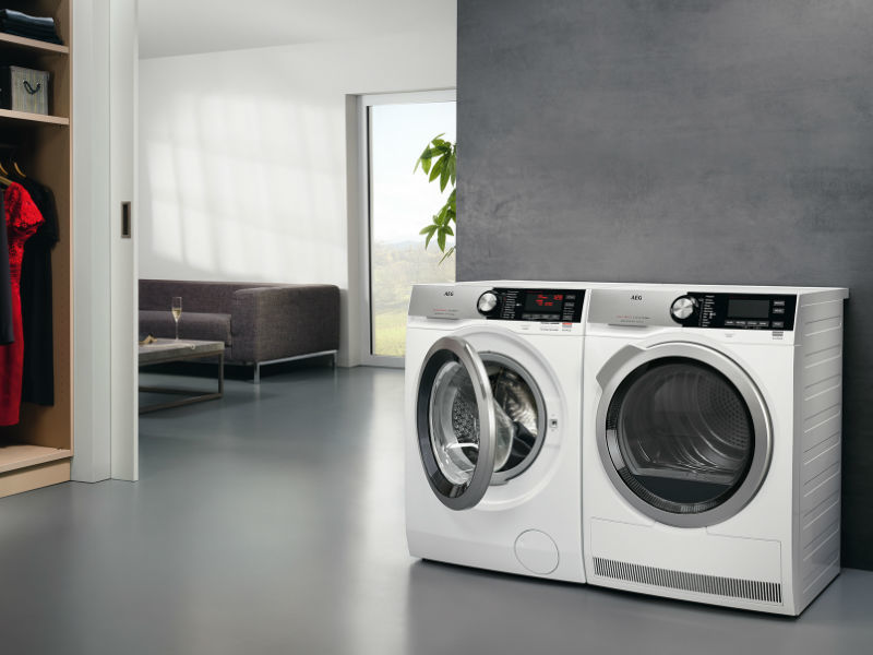AE Electrolux 9000 Series Washing Machine