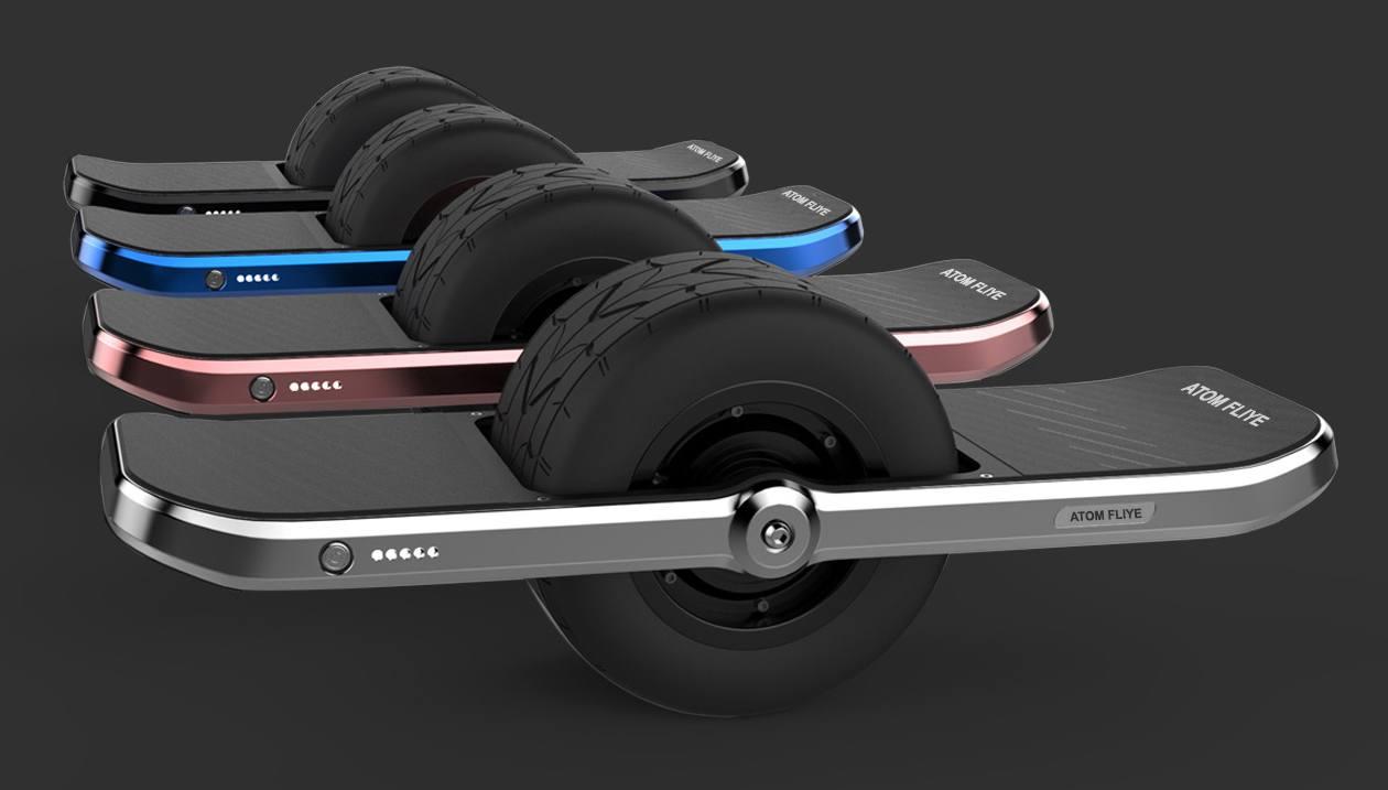 The Future of Transportation Is Here, ATOM FLIYE