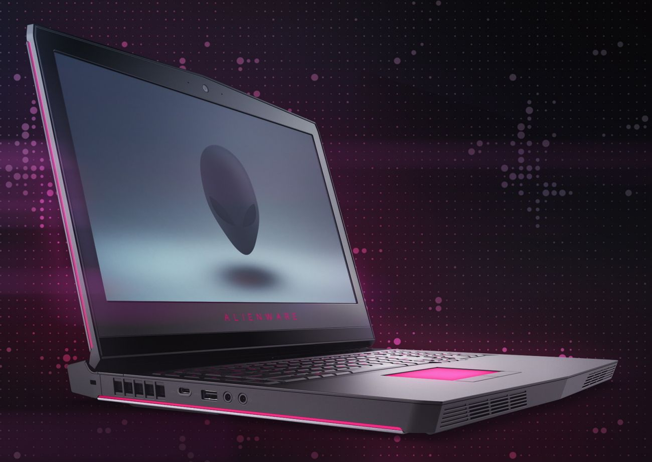 Alienware 17 Notebook With Eye Tracking
