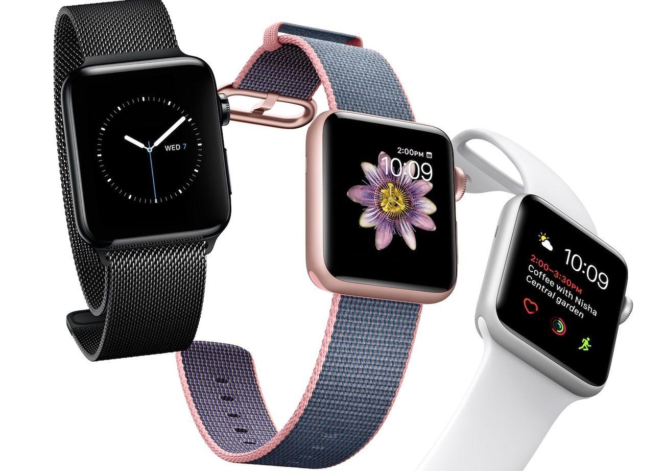 apple watch series 2 gadget flow