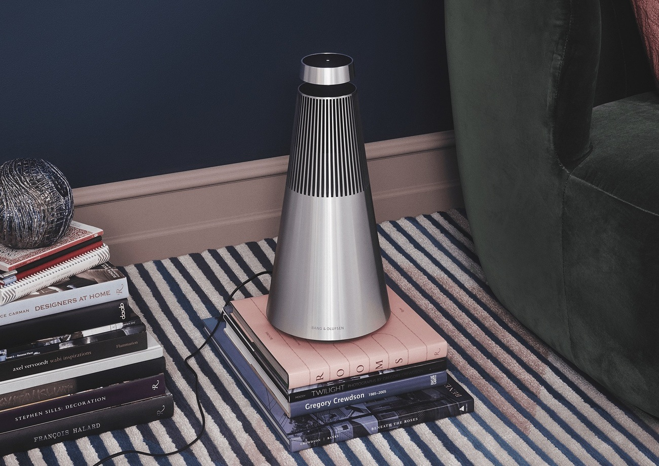 BeoSound 360-Degree Speakers by Bang and Olufsen