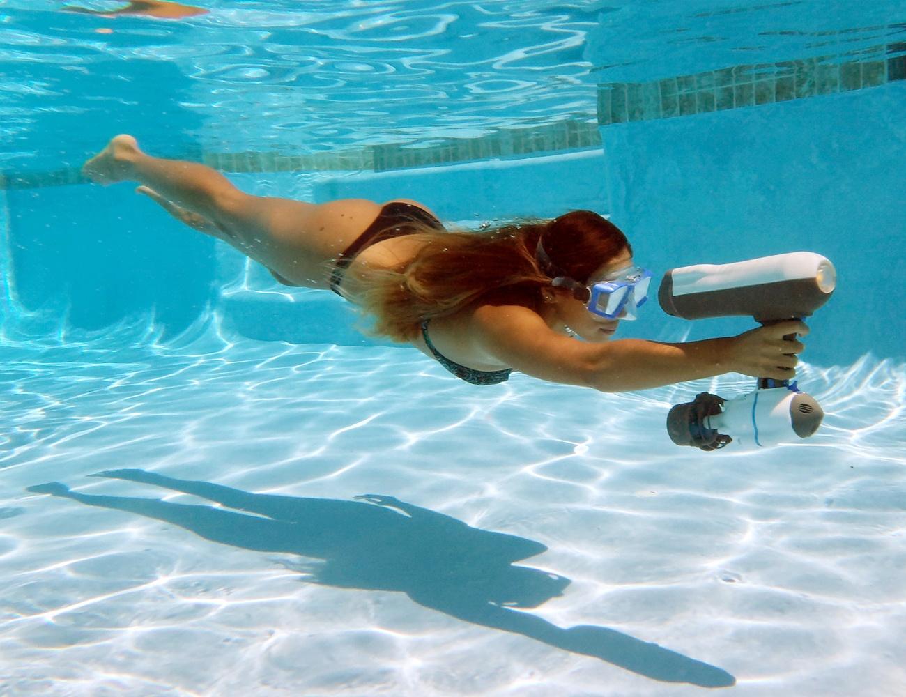Bixpy Jet – Powerful. Portable. Modular Water Jet!