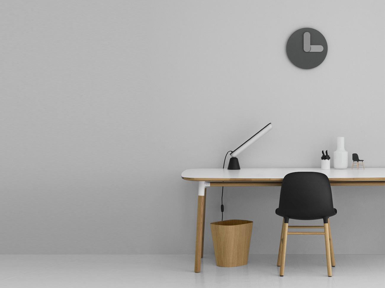 Bold Clock by Normann Copenhagen