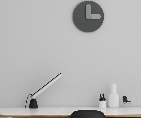 Bold Clock by Normann Copenhagen