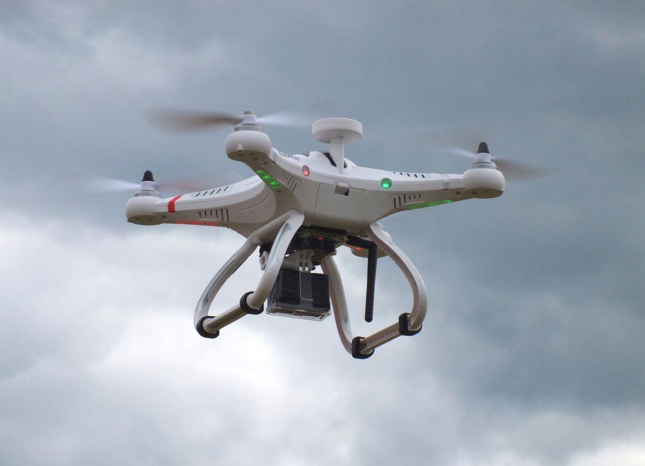 CX-20+GPS+Quadcopter