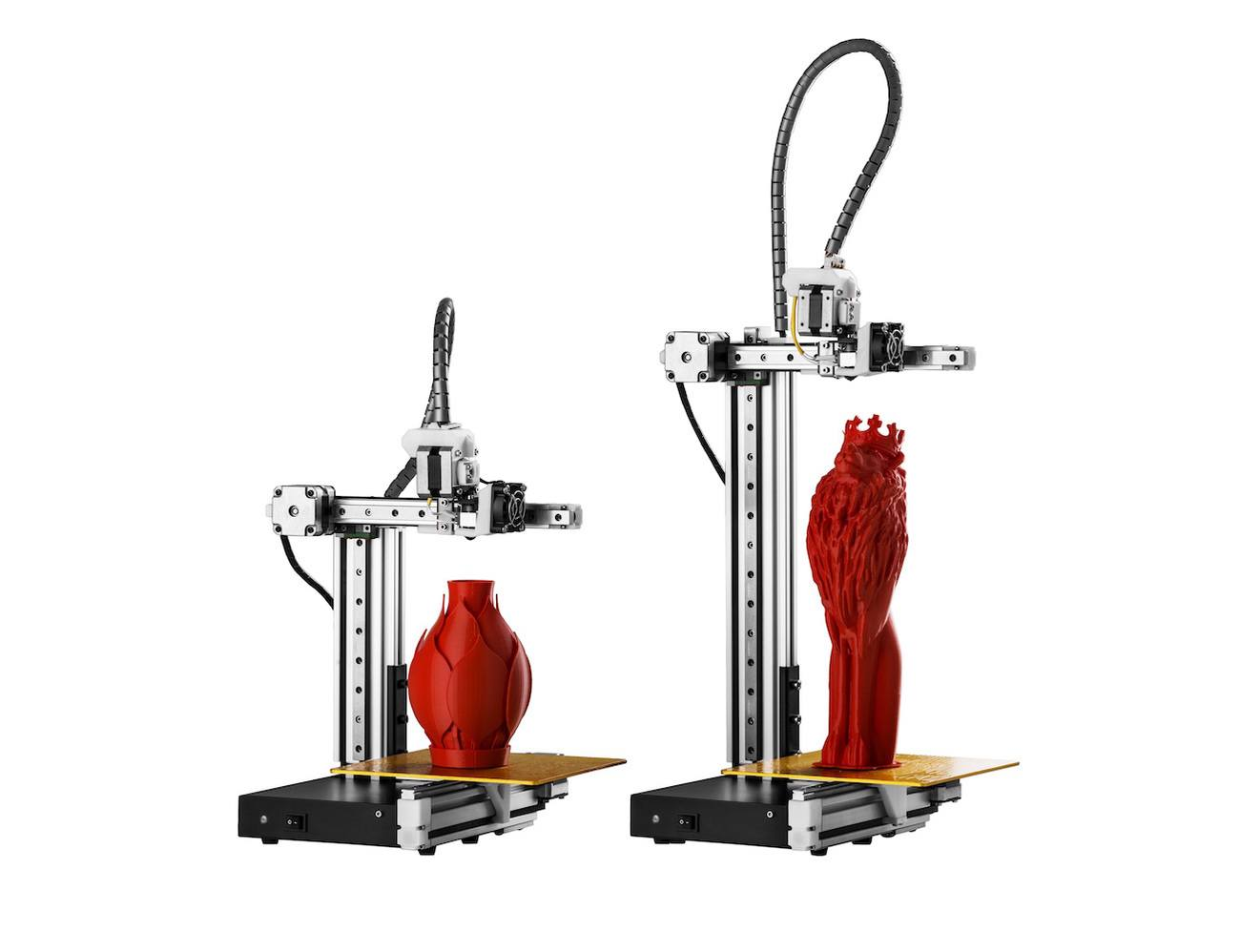 Cetus3D – 3D Printer With 3 Printable Projects