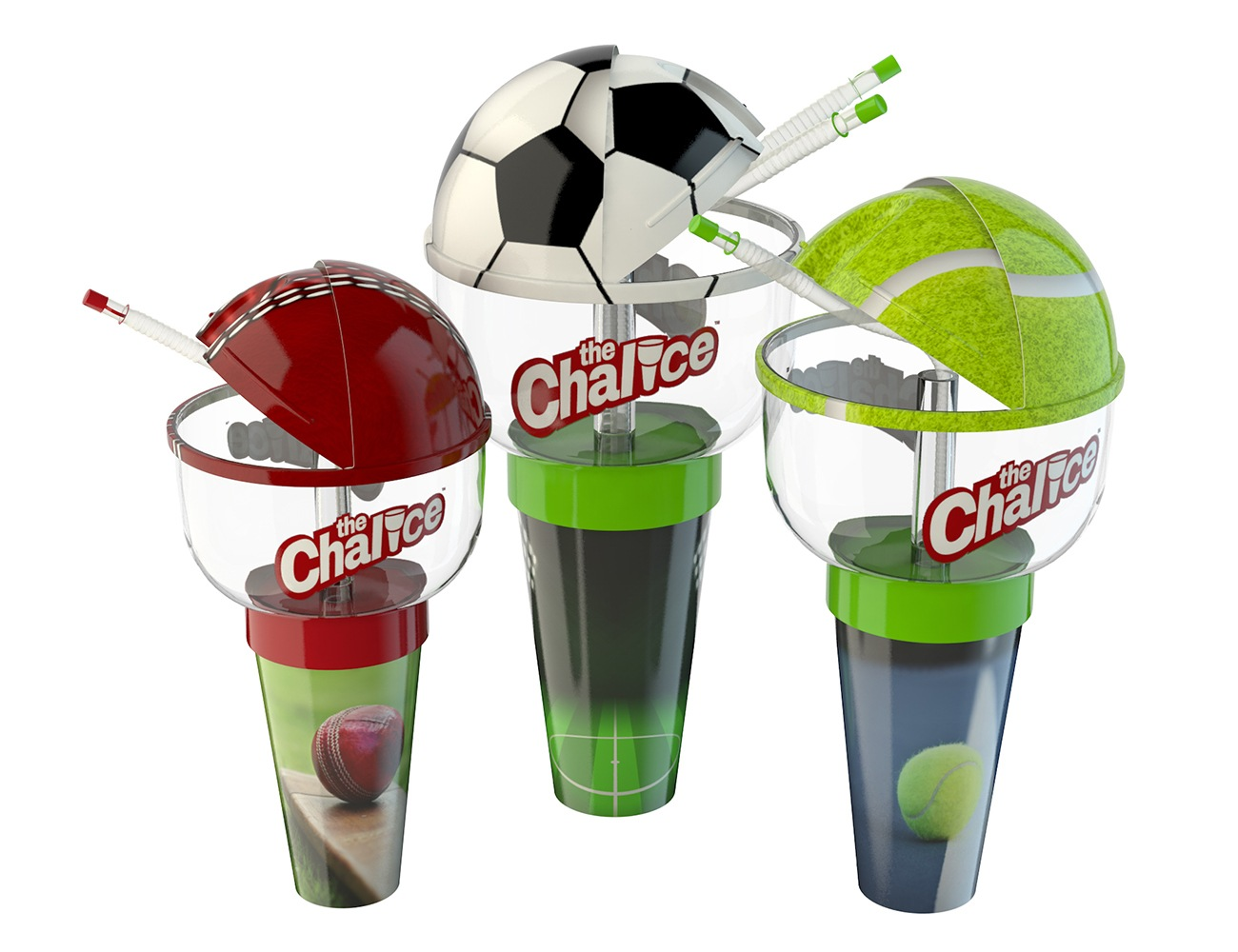 The Chalice – The All In One, Snack & Drinks Vessel