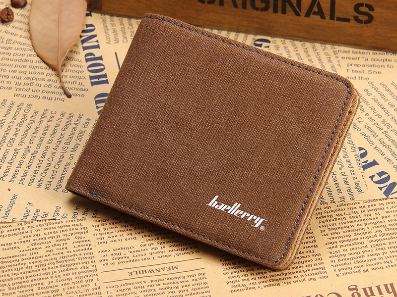 Classic Wallet With Card Holder by Baellerry