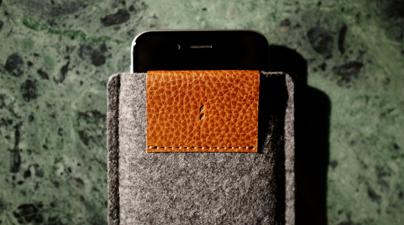 Classic iPhone 7 Case by Hard Graft
