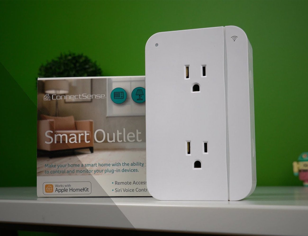 ConnectSense Smart Outlet