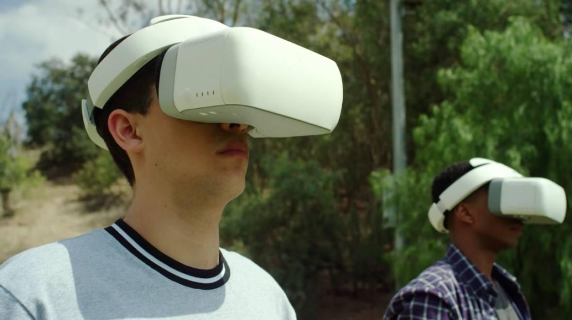DJI Drone Goggles