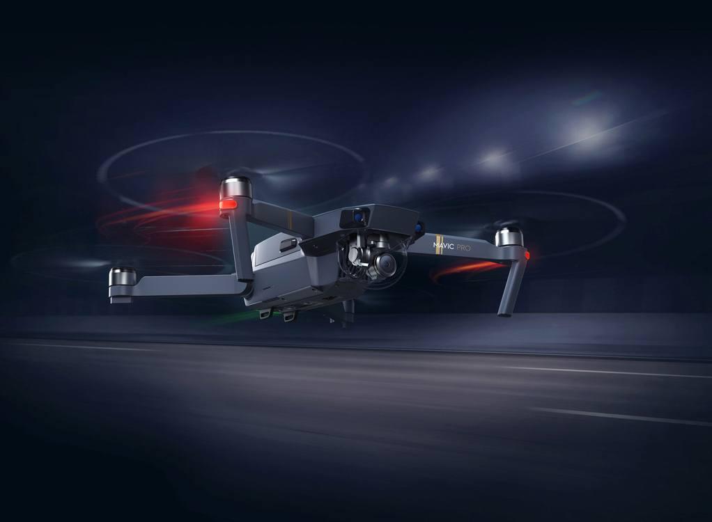 DJI Mavic Pro Drone For Aerial Photography