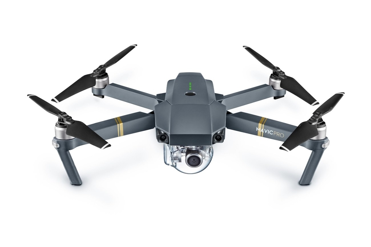 DJI Mavic Pro Drone For Aerial Photography