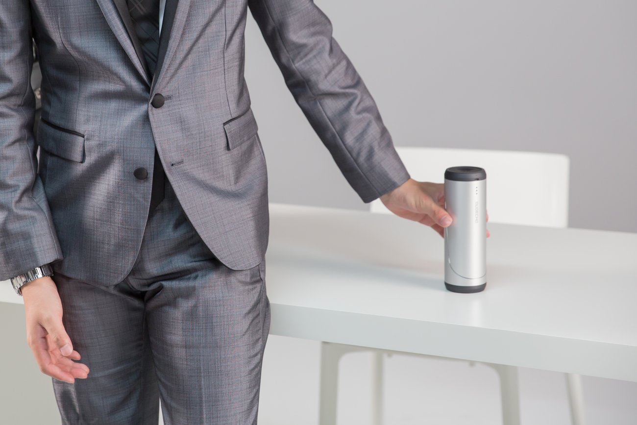 DUOECHO – Hi-Fi Bluetooth Stereo Speaker with Magnetic Design
