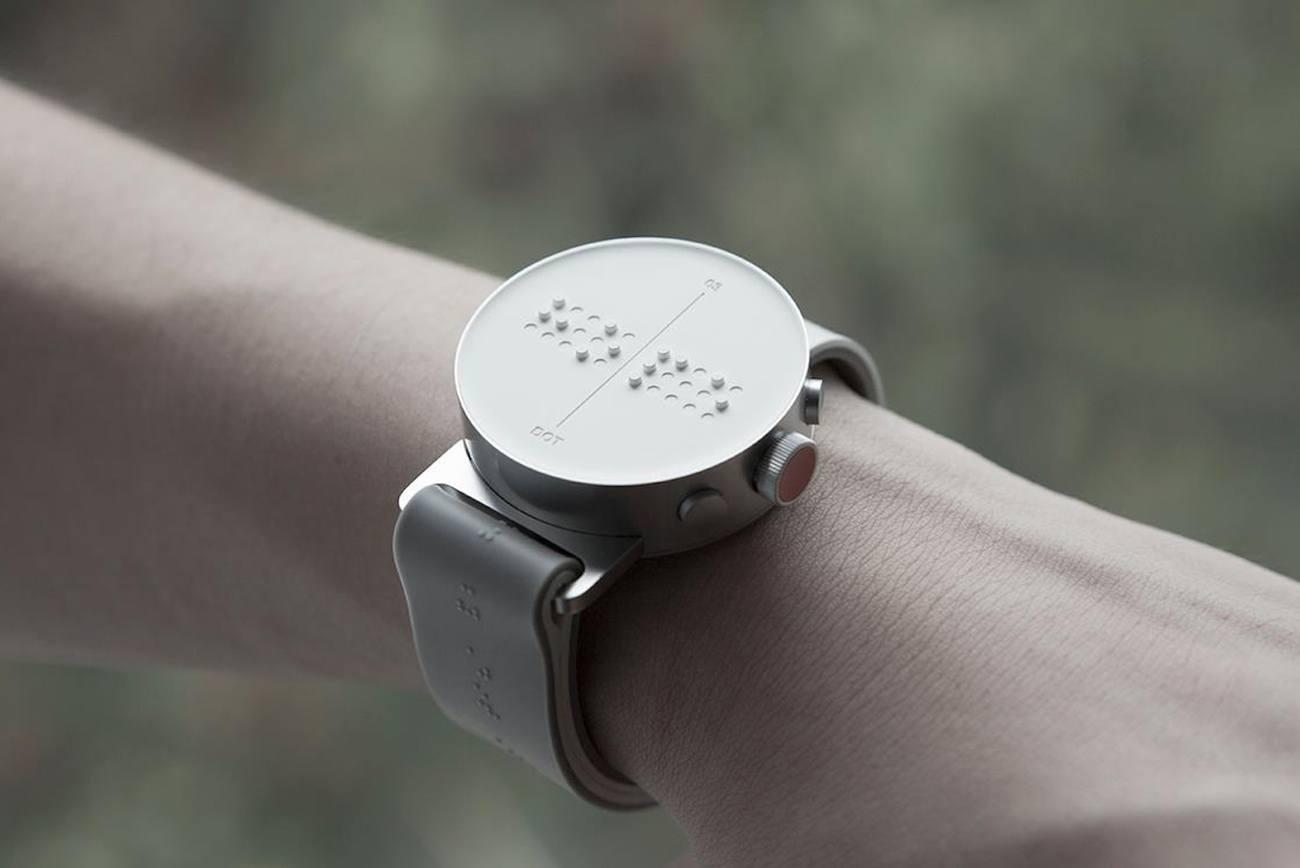 Dot Watch Braille Smartwatch