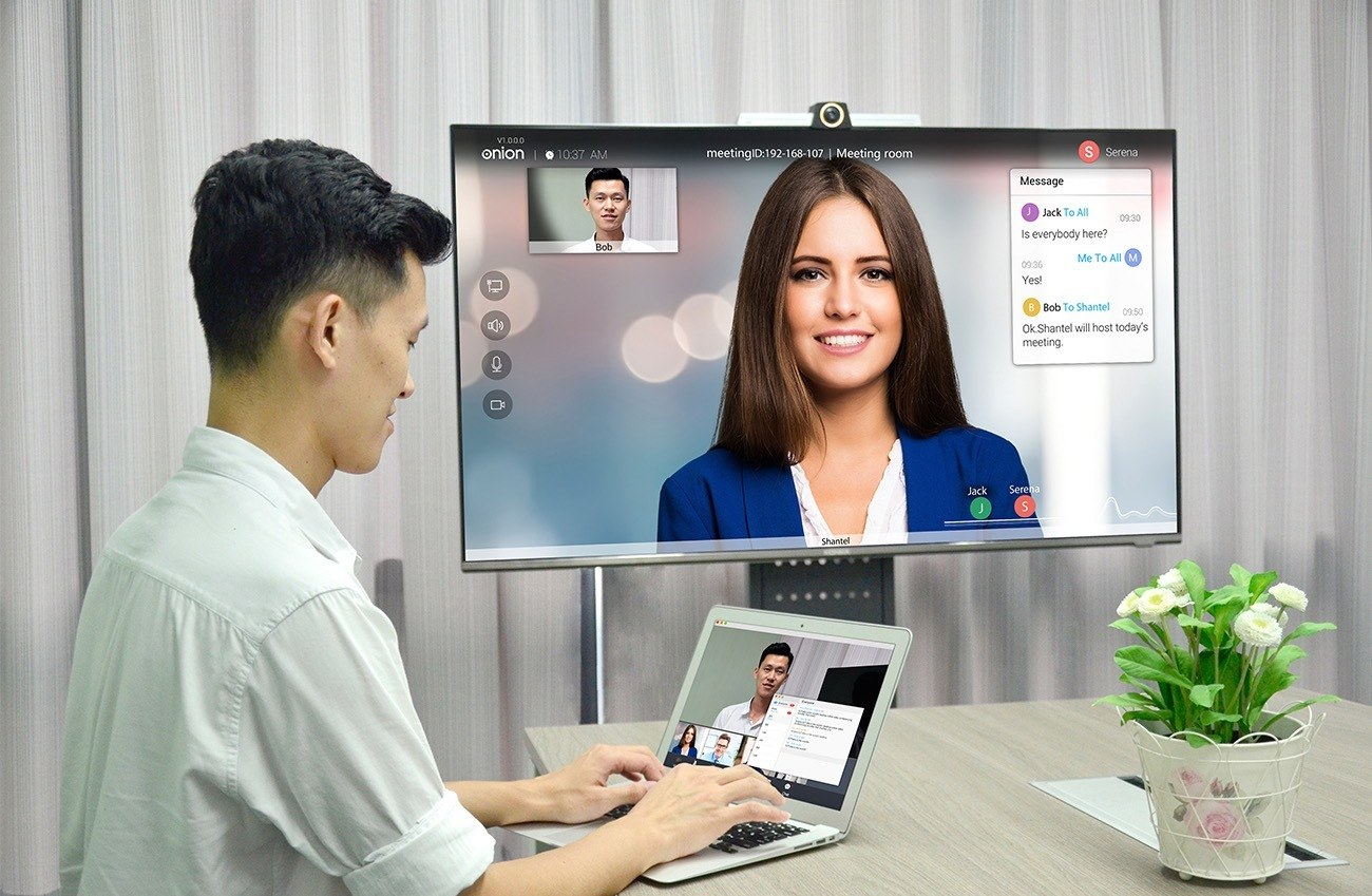 EZTalks Onion Video Conferencing Equipment