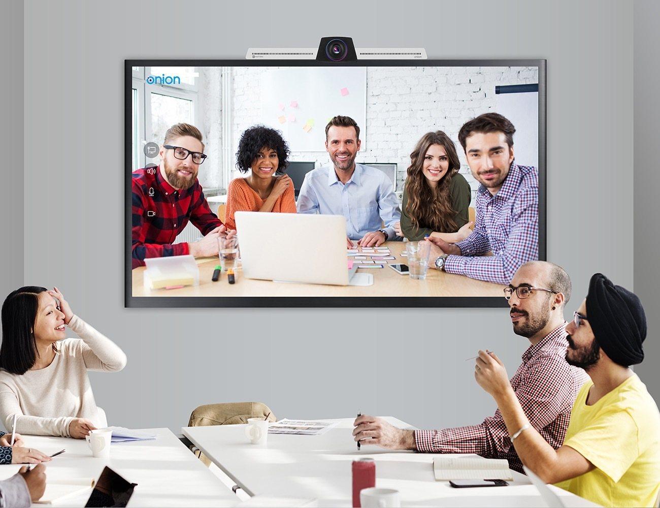EZTalks+Onion+Video+Conferencing+Equipment