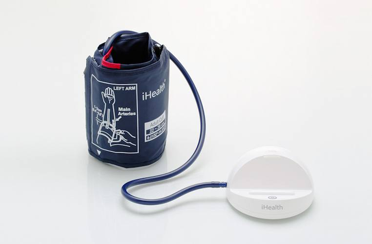 Ease Wireless Blood Pressure Monitor by iHealth