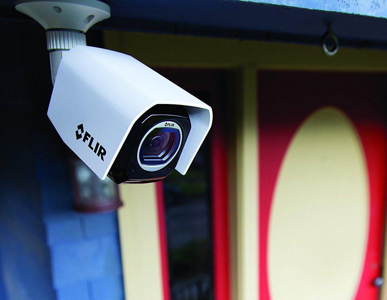 FLIR FX Outdoor Wireless HD Security Camera