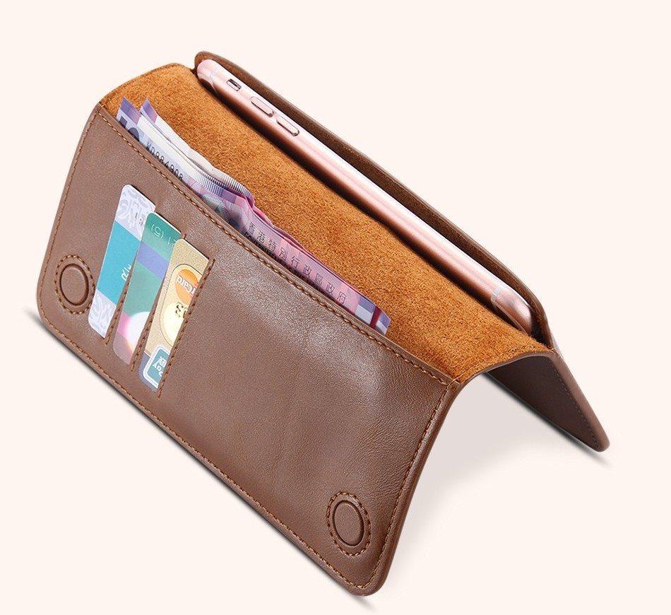 FLOVEME General Pouch Wallet Case