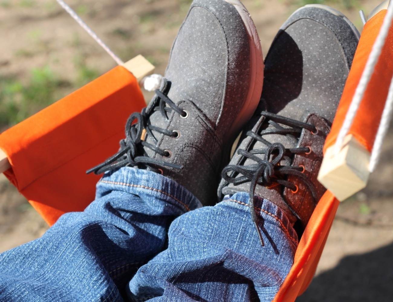 Foot Rest Hammock