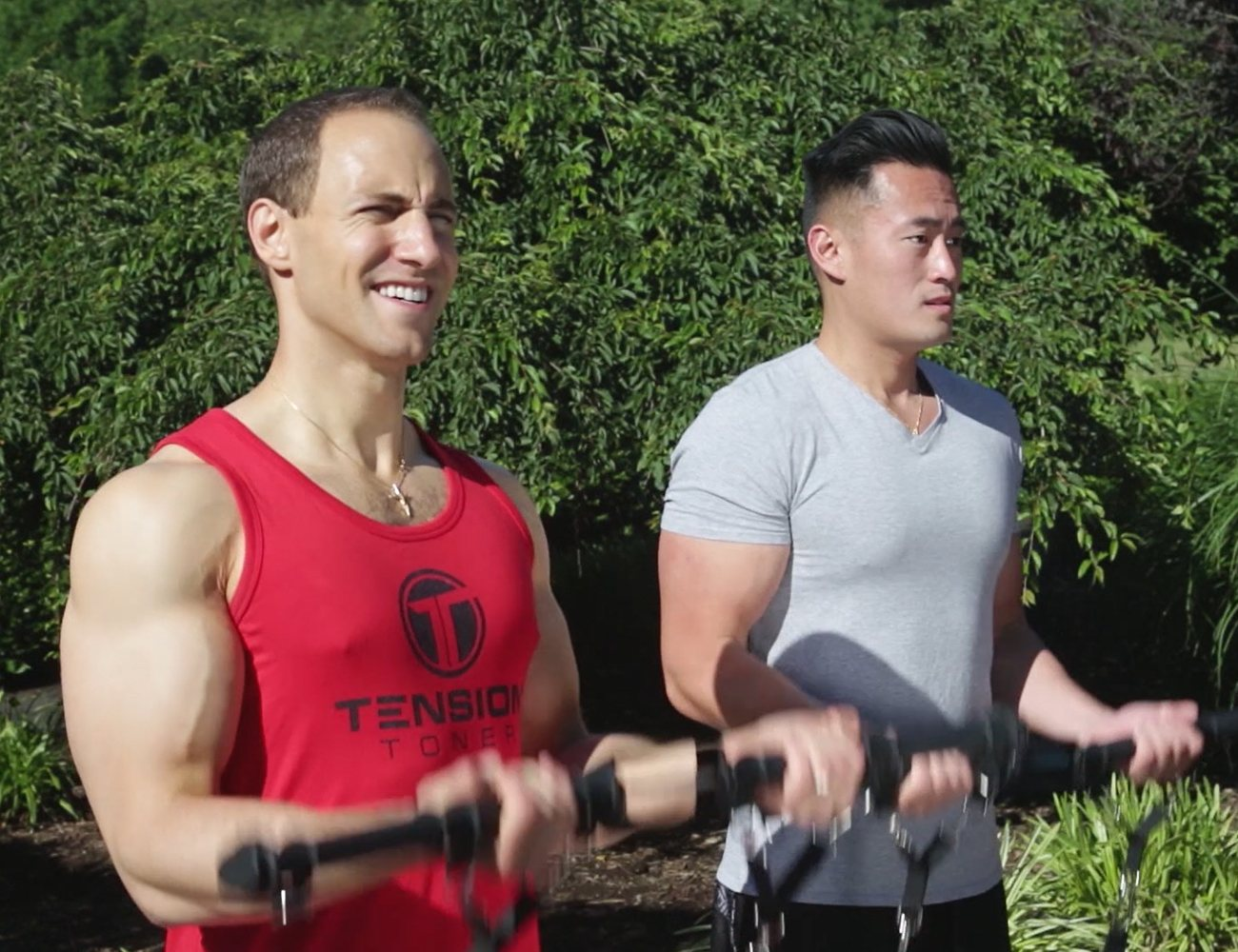 Tension Toner – Enhance Any Workout