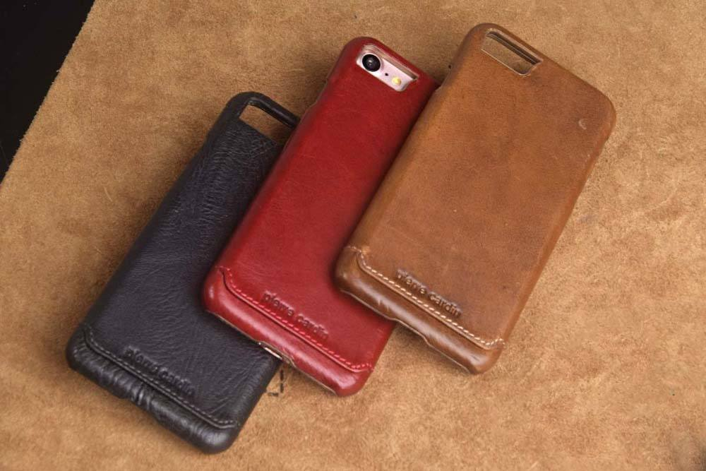 brown leather case iphone 7