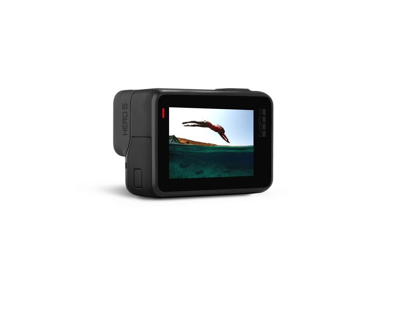 GoPro Hero 5 Black 4K Ultra HD Camera