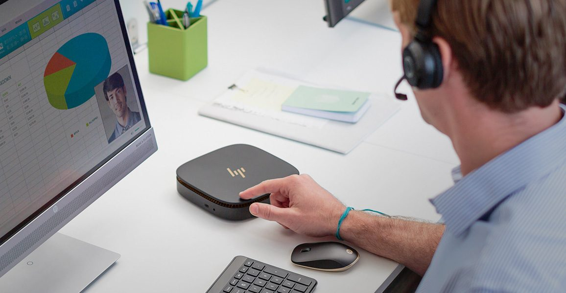 HP Elite Slice Modular PC