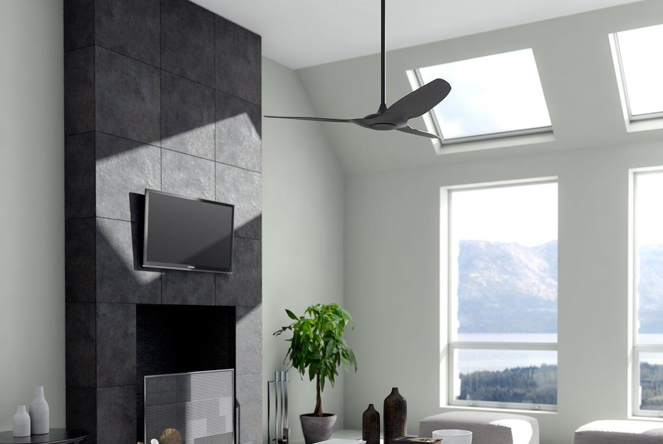 Haiku Home L Series Wi-Fi Enabled Ceiling Fan